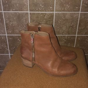 Ankle boots | brown boots
